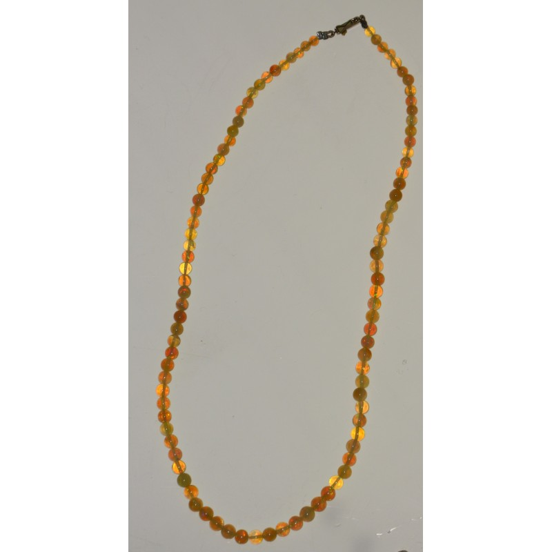 Collier opales